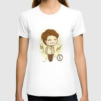 exo T-shirts featuring Pathcode EXO - Chen by Minnie Dreamer