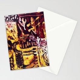 Petroglyph Nova Scotia Canada Stationery Cards