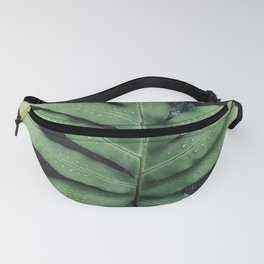 Fern and Moss Fanny Pack