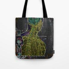 The Stranger Tote Bag