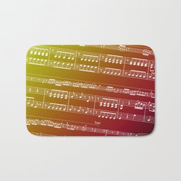 Concerto for Double Bass Bath Mat