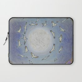 Earth Speaks Laptop Sleeve