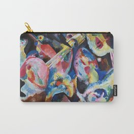 Wassily Kandinsky - Improvisation Deluge Carry-All Pouch