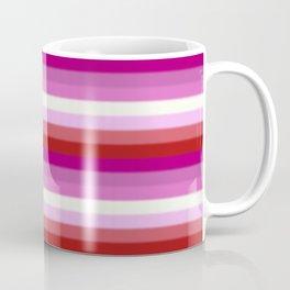 Lesbian Pride Flag v2 Coffee Mug