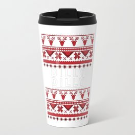 Dilly Dilly Funny Christmas Travel Mug