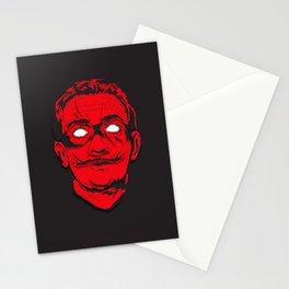 Evil Villain Dali Stationery Cards