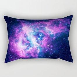 Dream Of Nebula Galaxy Rectangular Pillow
