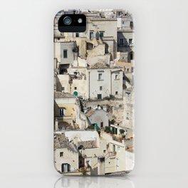 Matera iPhone Case