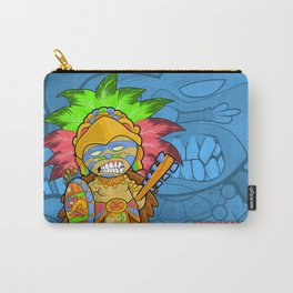 Azteca Moderno - Eagle Warrior Munny Carry-All Pouch