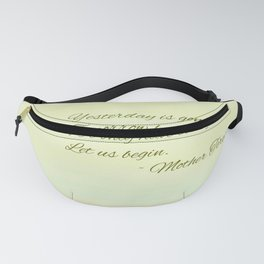 Today Fanny Pack