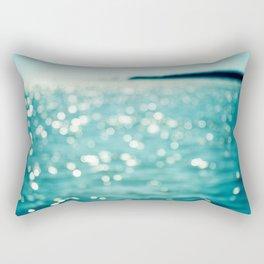 Sea Sparkle Rectangular Pillow