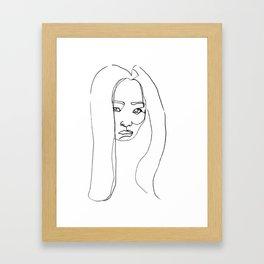 RBF01 Framed Art Print