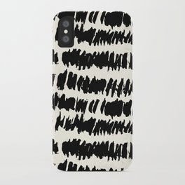 Shred iPhone Case