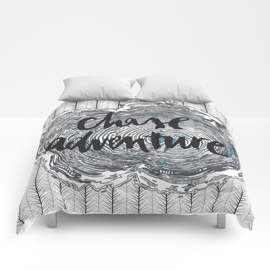 Chase Adventures Comforters
