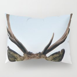 Stag antlers Pillow Sham