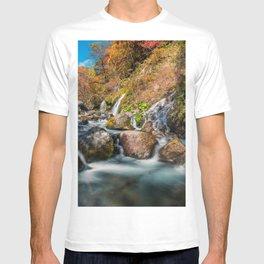 Doryu Falls - Japanese Waterfall T-shirt