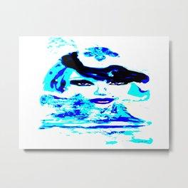 Water Women_02 Metal Print