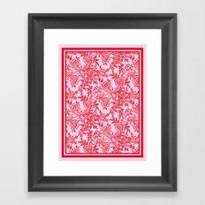 Sweet Tea Reversed Framed Art Print