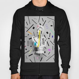 The Geometry of the Viewer (Confetti Edition) Hoody