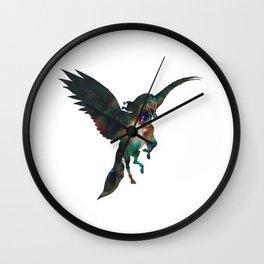 Galaxy Pegasus Wall Clock