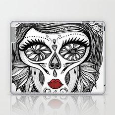 Miss Calavera Laptop & iPad Skin