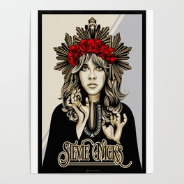 Stevie Nicks Silver Springs Poster
