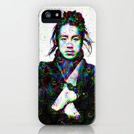 The Last Samurai iPhone Case