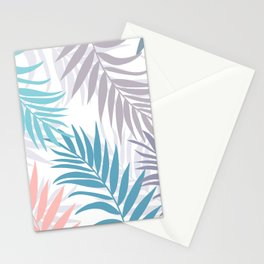 Tropical cute fest Stationery Cards