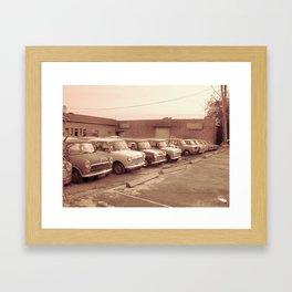 Many Mini Framed Art Print