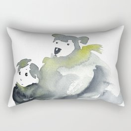 Brother bear Rectangular Pillow