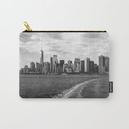 Noir York City Carry-All Pouch