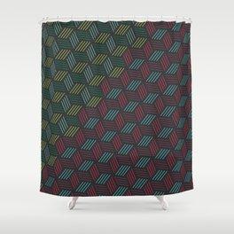 cuboo Shower Curtain