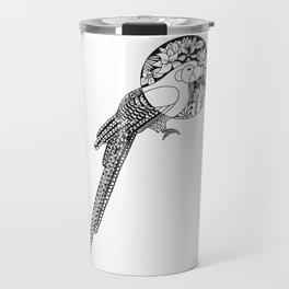 COLOMBIAN MACAW Travel Mug