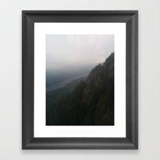 Grind Gondola Framed Art Print