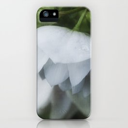 Dreams Are - Inspirational Art iPhone Case