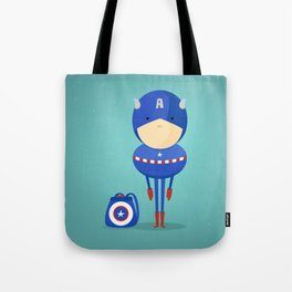 Captain A: My dreaming hero! Tote Bag