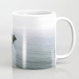 Neist Point Lighthouse II - Landscape Photography Coffee Mug