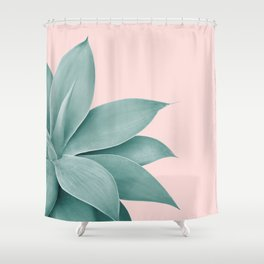 Agave Finesse #3 #tropical #decor #art #society6 Shower Curtain