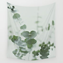 EUCALYPTUS GREEN 2 Wall Tapestry