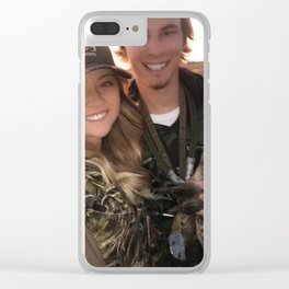 Couple Clear iPhone Case