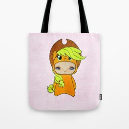 A Boy - Applejack Tote Bag