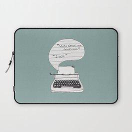 PERKS OF BEING A WALLFLOWER. Laptop Sleeve