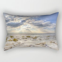 Birling Gap Seven Sisters Angel Light Rectangular Pillow