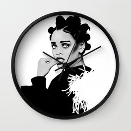 RIHANNA ANTI - LOVE ON THE BRAIN Wall Clock