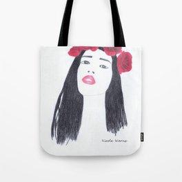 Nicole Warne Tote Bag