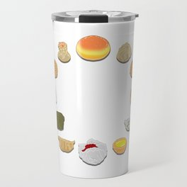 Dim Sum O' Clock Travel Mug