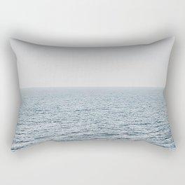 Keep Floating Rectangular Pillow