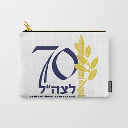 The IDF at 70! Carry-All Pouch
