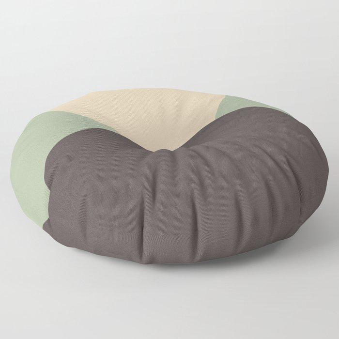 Deyoung Chocomint Floor Pillow
