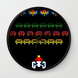 Flashmob Wall Clock